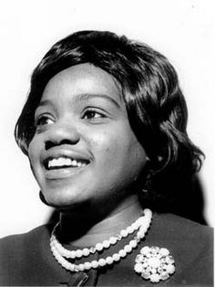 Alberta Jones- Muhammad Ali's First Attorney. Later murdered at the age of 35.  Still unsolved.
