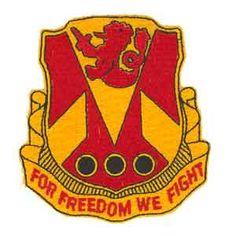 462nd Airborne Field Artillery Battalion Patch