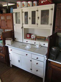 Repurposed furniture! Kitchen islands redone!
