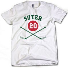 Ryan Suter NHLPA Officially Licensed Minnesota Toddler and Youth T-Shirts 2- 12 Suter 212f566f2