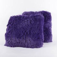 Your Zone Long Hair Fur Pillow Ideas For Tween Girl Room