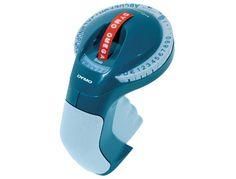 Rotuladora Omega 9 mm Dymo  http://www.20milproductos.com/maquinas-de-oficina/etiquetadoras-y-rotuladoras/rotuladora-omega-9-mm-dymo.html