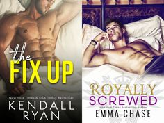 Video interview (plus giveaway!): Coffee with Emma Chase and Kendall Ryan