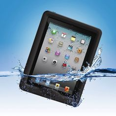 Military-Grade Waterproof iPad Case for Dad! #FathersDAy