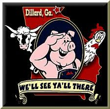 Dillard Bluegrass and BBQ Festival - Dillard, GA August 1-2, 2014