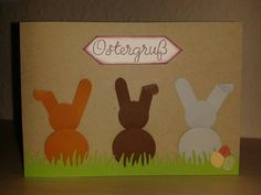 ... Easter-Card, I ...