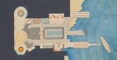 Rem Koolhaas, Dreamland (drawing: 1977).