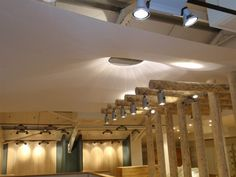 Feature Fabric Sails | Cavell's Outdoor Store Fabric Structure, Outdoor Store, Ceiling Lights, London, Wall, Design, Home Decor, Decoration Home, Room Decor