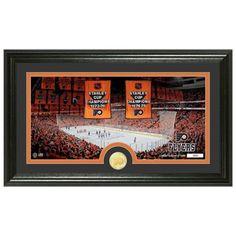 for me-Philadelphia Flyers Hamilton Mint Tradition Panoramic Photo Mint