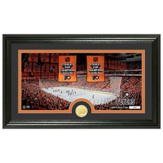for me-Philadelphia Flyers Hamilton Mint Tradition Panoramic Photo Mint