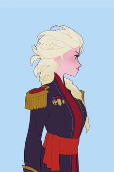 Jelsa, Disney Cartoons, Disney Movies, Disney Characters, Disney Princesses, Disney And Dreamworks, Disney Pixar, Frozen Fan Art, Disney Frozen Elsa