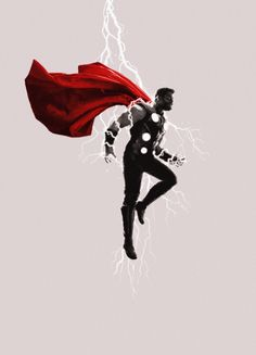 'Avengers: Infinity War' Thor - Matt Ferguson