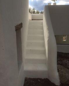Inkhouse Ibiza - White Stairs