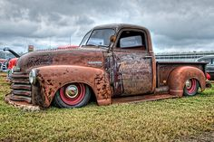 1950 Chevy Pick Up!