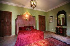 Suite Oasis:Riad Zayane - Marrakech