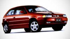 Os melhores hot hatches do universo: Volkswagen Gol GTI 16v