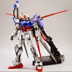 RG 1/144 Strike Gundam 7 Sword/G - Customized Build