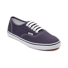 ba9b178e5c48a Shop for Vans Authentic Lo Pro Skate Shoe in Navy at Journeys Shoes.