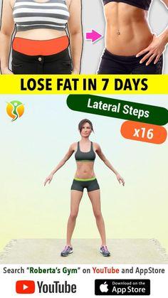 Body Weight Leg Workout, Lose Fat Workout, Full Body Gym Workout, Gym Workout Videos, Gym Workout For Beginners, Weight Loss Workout Plan, Belly Fat Workout, Gymnastics Workout, Flexibility Workout