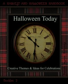 Halloween Today:  Creative Themes and Ideas for Celebrations from A Harvest and…