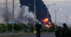 A loud blast near a NATO base in Kabul   We men