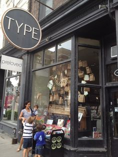 """Type Books It has lots of small press books. It's your friendly neighbourhood book store. It even has a small gallery downstairs. Check out their video """"The Joy of Books"""" Gta, Toronto, The Neighbourhood, Type, Gallery, Check, Books, Design, Libros"""