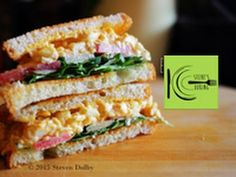 Egg Salad Sandwich recipe - YouTube