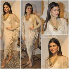 Yay or Nay : Jacqueline Fernandez in Anand Kabra | PINKVILLA