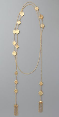 House of Harlow 1960 Coin Wrap Necklace | SHOPBOP