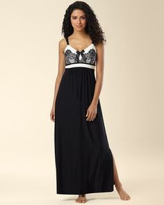 731db69b14 Soma Intimates Limited Edition Eyelash Lace Nightgown  somaintimates Most  comfortable gown