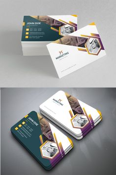 Round Business Cards, Letterpress Business Cards, Unique Business Cards, Creative Business, Game Design, Web Design, Graphic Design, Visiting Card Design, Professional Business Card Design