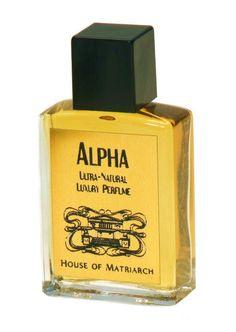 Alpha - 100% Natural Artisan Fine Fragrance