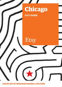 Discover unique items from Etsy designers in a boutique near you — plus inspiring cafes, bars, and more — with this handy guide. #etsy #cityguide #chicago