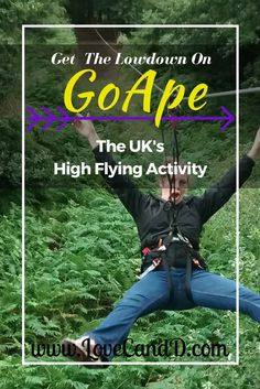 For all the details on one of the UK's most awesome adventure activities - GoApe - The Tree Top challenge!