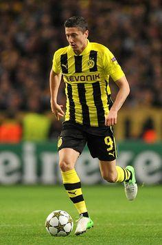 Robert Lewandowski, Poland (Lech Poznan, Borussia Dortmund, Poland)