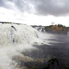 parque nacinal, la llovisna en venezuela
