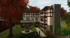 Ye Olde Dragon House #sims #thesims #desims #thesims3 #desims3 #thesims3dragonvalley #desims3dragonvalley #sims3houses #sims3huizen #SimsNetwork #SimsNetwerk #snw #snwgames #Rosana #RosanaKooymans #celtic #medieval  http://www.simsnetwork.com/downloads/the-sims-3/lots/ye-olde-dragon-house