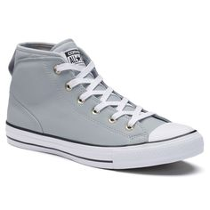 Men's Converse Chuck Taylor All Star Syde Street Leather Sneakers, Size: 11, Grey Other