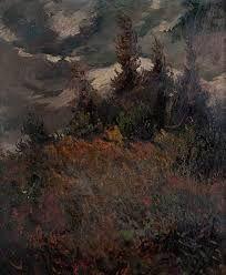 Painted by slovak artist Edmund Gwerk Artist, Painting, Artists, Painting Art, Paintings, Painted Canvas, Drawings