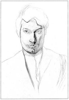 Self portrait by Duncan Grant