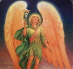 Archangel Raphael.