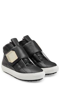 #Pierre #Hardy #Sneakers aus #Leder #, #Schwarz für #Damen - Die neü Generation…