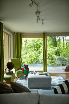 Extrém szálláshelyek › Egyedi Nívós Szállások Curtains, Home Decor, Luxury, Blinds, Decoration Home, Room Decor, Draping, Home Interior Design, Picture Window Treatments