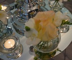 Love the combination of silver and pastels.  http://www.tailracecentre.com.au/events/bridal-workshop/