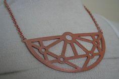 Copper Fan by stylebandit on Etsy, $18.00