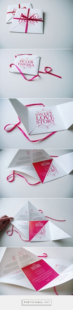 Wedding Invitation - Peter & Thessa