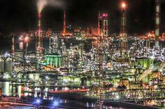 周南工業地帯