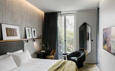 Chambres - Hotel Paris 3 eme - Hotel National des Arts et Metiers