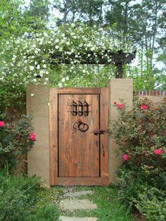 Charmant Gate   Civita Castellana 12th Cen Rome   3156GG. Garden DoorsSecret ...