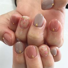Ideas fancy french manicure classy for 2019 Love Nails, How To Do Nails, Pretty Nails, Fun Nails, Uñas Diy, Korean Nail Art, Cute Nail Designs, Beautiful Nail Art, Nail Arts